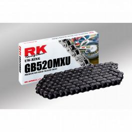 DRIVE CHAIN RK | 520-118L | BLACK - MXU