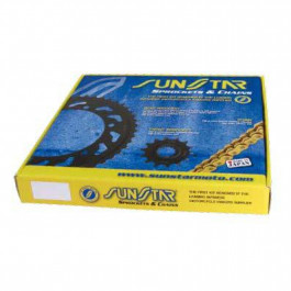 Drivpaket X-Ring 520 RDG SUNSTAR