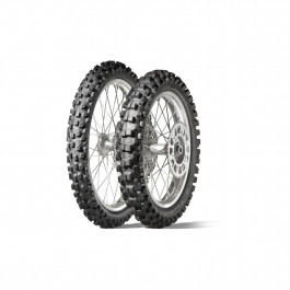 Dunlop Geomax MX52 Backdäck Medium/Hard