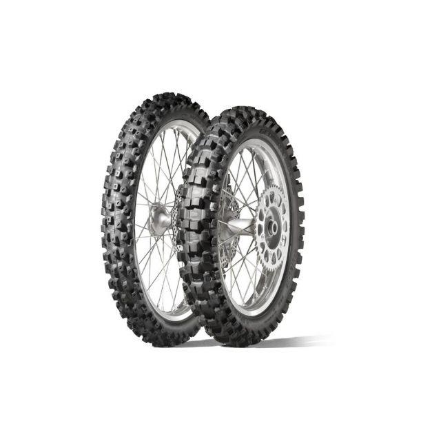 Dunlop Geomax MX52 Backdäck Medium/Hard