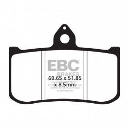 EBC Bromsbelägg FRAM Extreme Pro