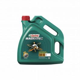 ENGINE OIL 4T CASTROL   MAGNATEC 5W40 C3   465127 / 4X4L