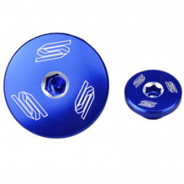 ENGINE PLUG KXF BLUE