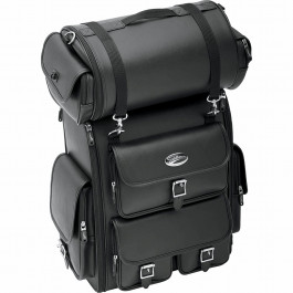 EX2200/2200S Deluxe Sissy Bar Väskor Saddlemen
