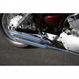 EXHAUST 2:2 SC XV250