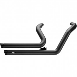 EXHAUST LEGACY BLK XL