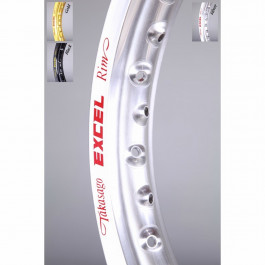 Fälg EXCEL 17x5 00 36H silver