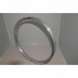 Fälg EXCEL 19x2 15 36H silver. Special HVA