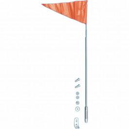 Flagga med Teleskoppinne SNO STUFF