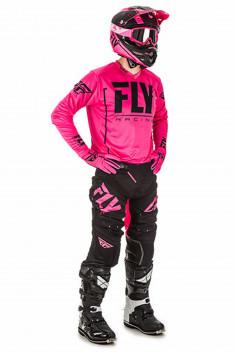 FLY Crosskläder Lite Hydrogen 2018 Rosa