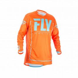 FLY Crosströja LITE 2018 Orange/Blå