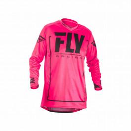 FLY Crosströja LITE 2018 Rosa/Svart