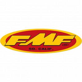 """FMF 23"""" OVAL STKR(YEL/RD)"""