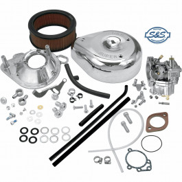 Förgasar Kit Super E S&S Cycle