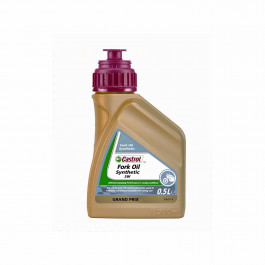 FORK OIL CASTROL | SYNTHETIC 5W | 452411 / 12X0,5L