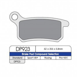 Fram & Bak KTM 65 09->, Fram 85 03-11, bak 03-10
