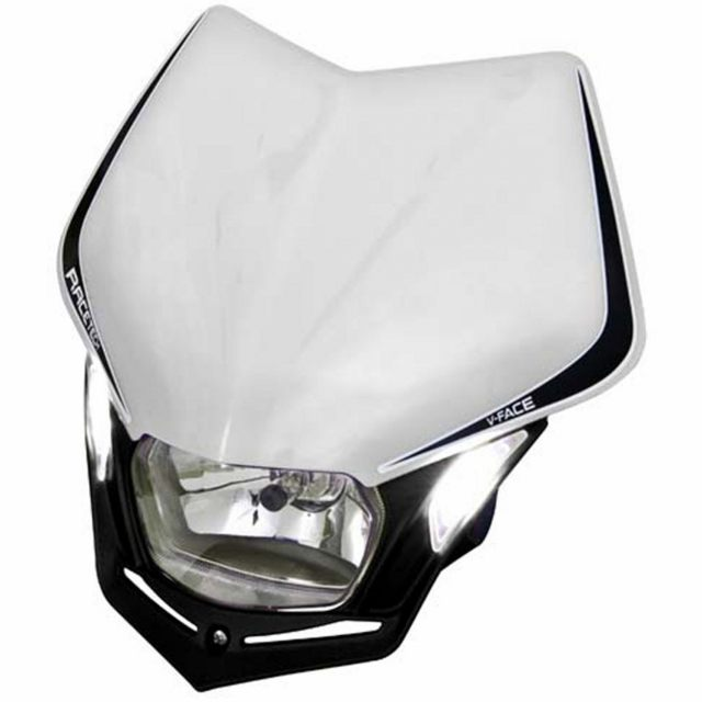 Framlampa V-Face LED Racetech