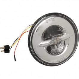 Framljus Reflector Style Light 18 cm DRAG SPECIALTIES