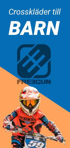 Crosskläder från Freegun
