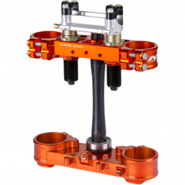 Gaffel Krona Orange Triple Clamp SFS Neken