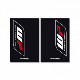 Gaffelben skydd WP Blackbird Racing