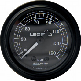 GAUGE AIR BLACK
