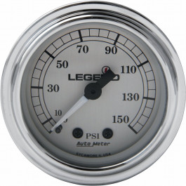 GAUGE AIR WHITE