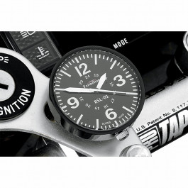 GAUGE CLOCK REF GM BLK
