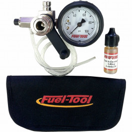 GAUGE FUEL PRESSURE100PSI