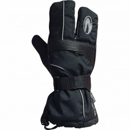 GLOVES RICHA | 3 FINGERS MITTENS - BLACK | SIZE 3XL