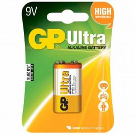 GP Alkaline 9 Volt Batteri GL1604 AU 6LF22 9V