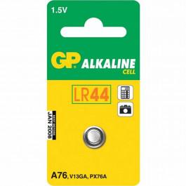 GP Alkaline Batteri 76A C1 LR44 LR1154 AG13