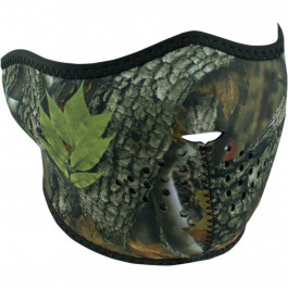 HALF MASK FOREST CAMO