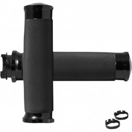 Handtag Custom Contour 25,4 mm Svart AVON GRIPS