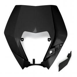 cheap for discount 6f3af c8c88 HEADLIGHT PLASTIC KTM BLK