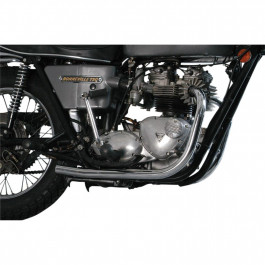 HEADPIPES TRIUMPH60-63CHR