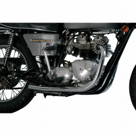 HEADPIPES TRIUMPH73-79CHR