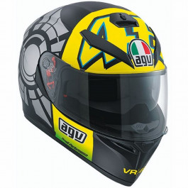 HELMET AGV K-3 SV | WINTER TEST 2014 | SIZE 59-60 / ML