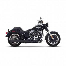 Helsystem 2-1 Softail Harley-Davidson RINEHART RACING