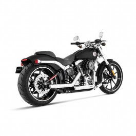 Helsystem 2-2 Softail Kick Backs Breakout Harley-Davidson RINEHART RACING