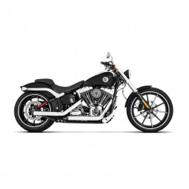 Helsystem 2-2 Softail Kick Backs Harley-Davidson RINEHART RACING