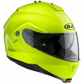 HJC Öppningsbarhjälm IS-MAX II Neongrön