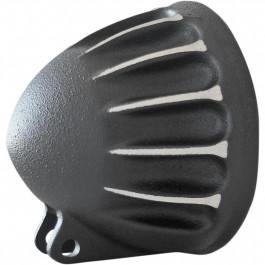 H/LAMP SHELL C BLACK CUT