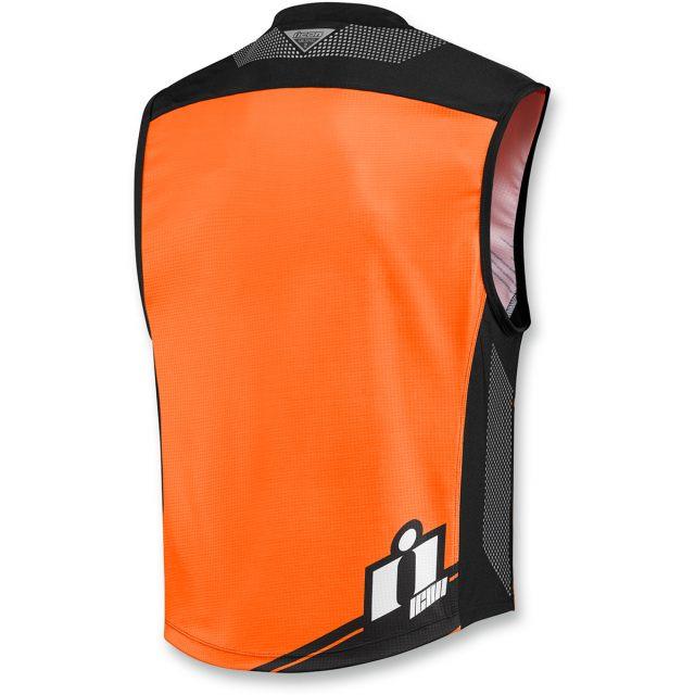 Icon Reflexväst Mil-Spec 2 Hi-Viz Orange
