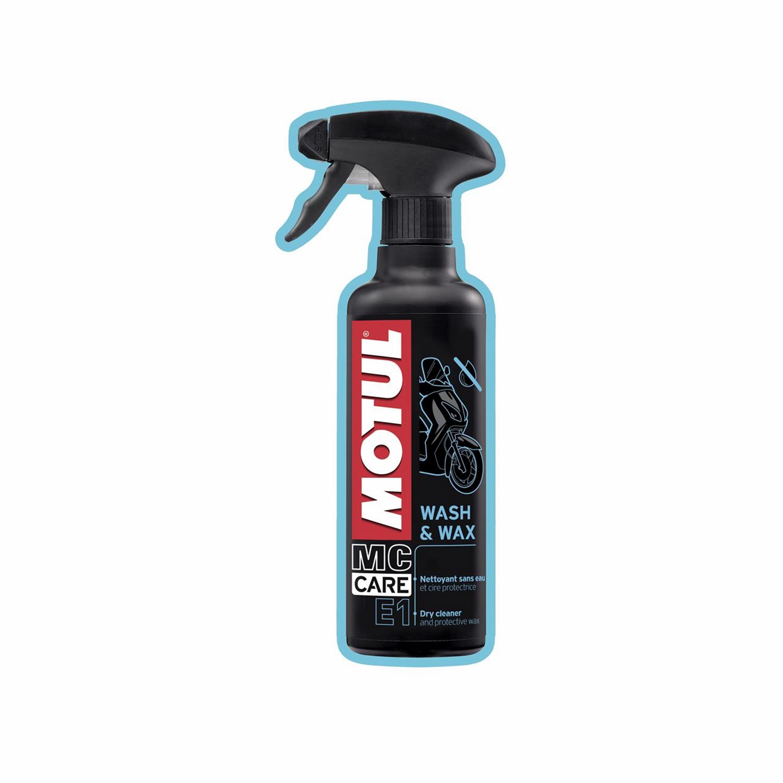 Vax E1 Wash & Wax Motul