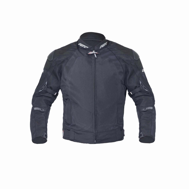 RST Textiljacka 2890 BLADE SPORT II CE Svart/Svart