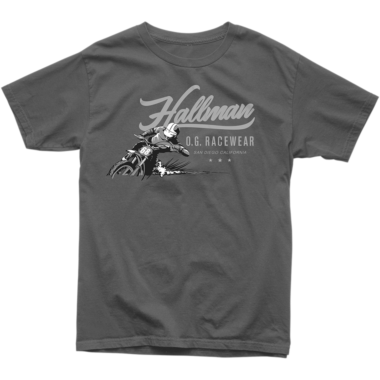 THOR T-Shirt Hallman Drift 2018 Mörkgrå