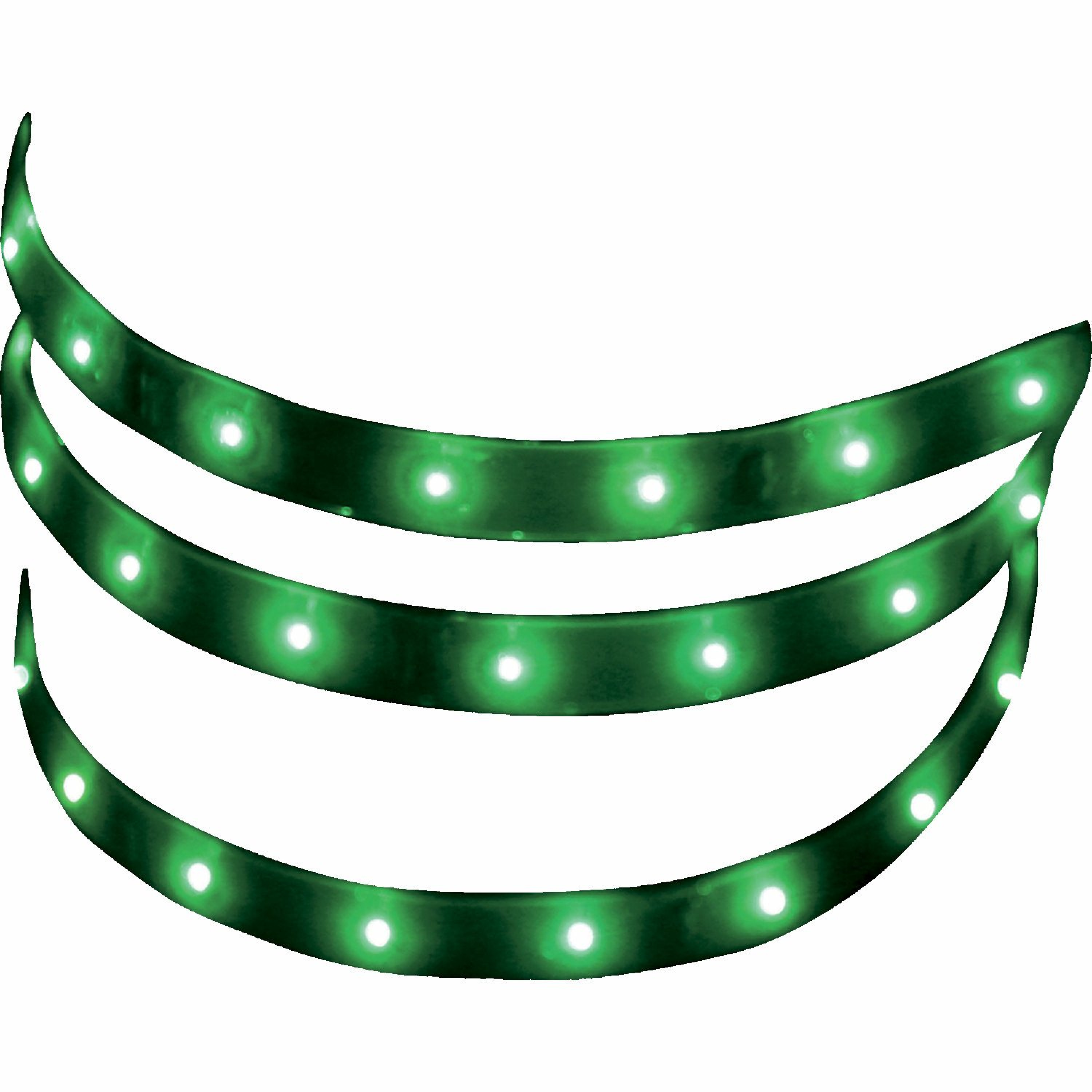 LIGHT LED ACCENT GREEN