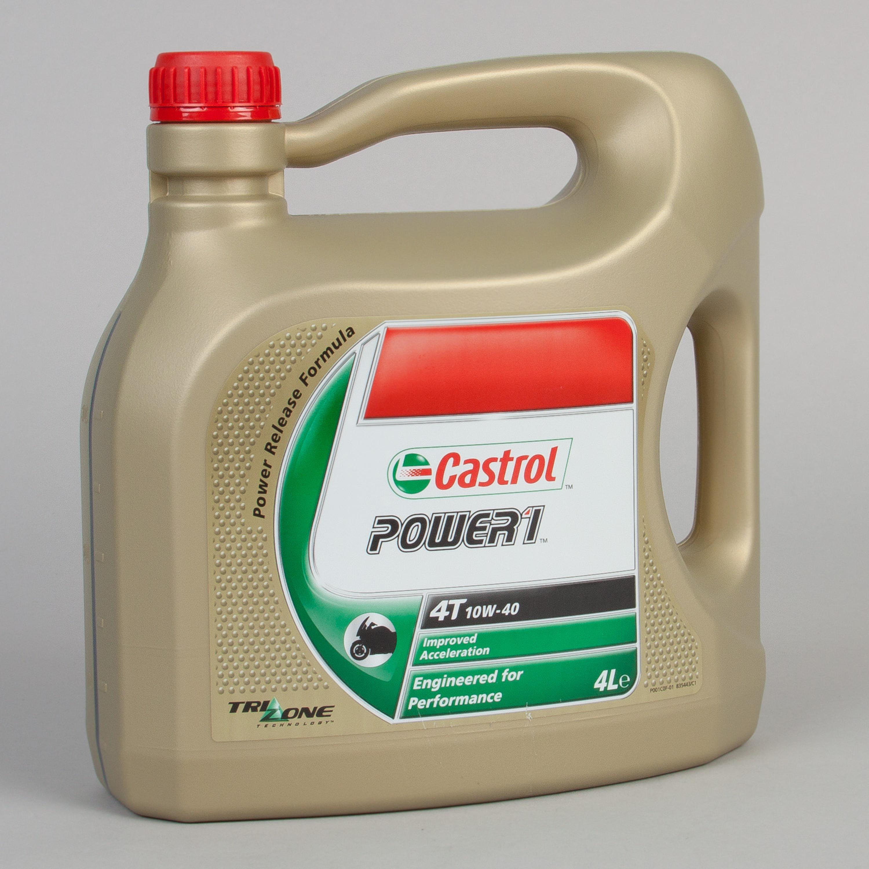 Motorolja Delsyntet Power 1 4L Castrol