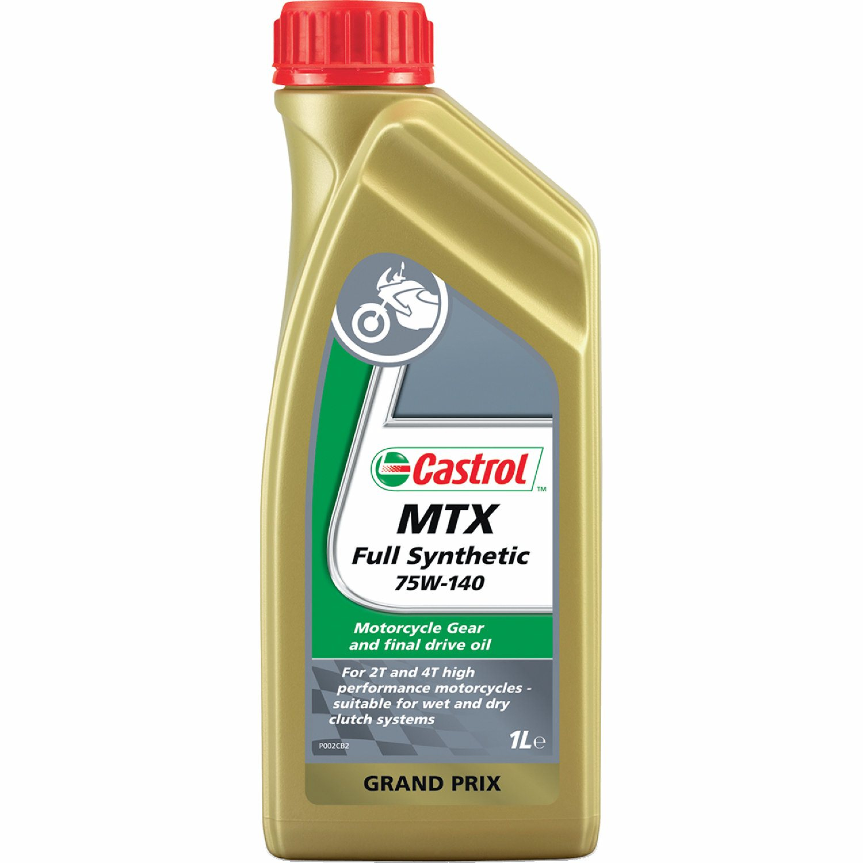 MTX Full Syntetisk 75W-140 1 L Castrol